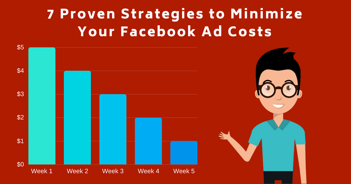 7 Proven Strategies to Minimize Your Facebook Ad Costs